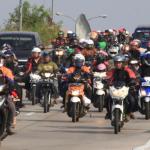 himbauan untuk pemudik sepeda motor