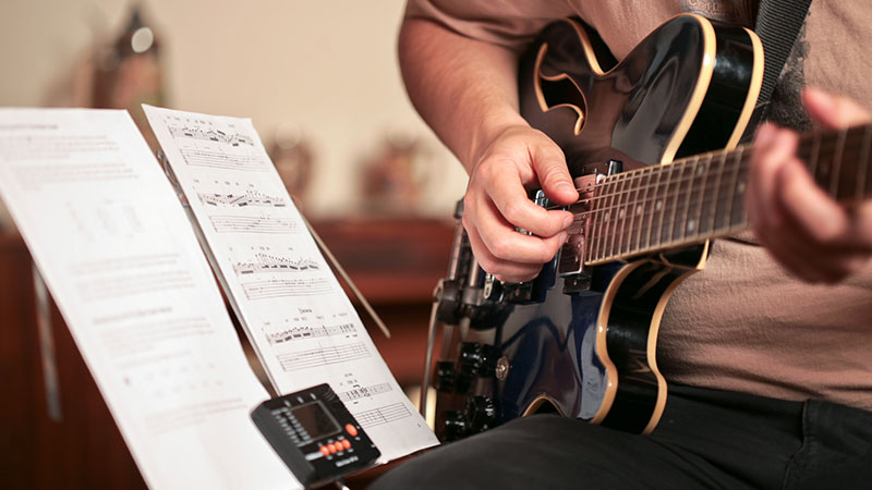 Hobi-musik